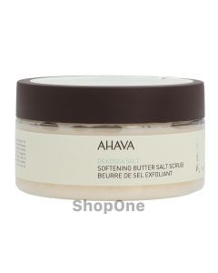 Ahava Deadsea Salt Softening Butter Salt Scrub 220 gr