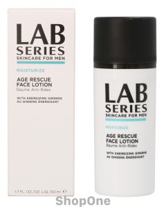 Men Age Rescue Face Lotion 50 ml fra Lab Series
