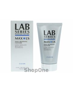 Men MAX LS Daily Renewing Cleanser 150 ml fra Lab Series