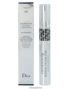 Dior Diorshow Iconic Overcurl Waterpr. Mascara 10 ml fra Christian Dior