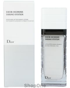 Dior Homme Dermo Soothing After Shave Lotion 100 ml fra Christian Dior