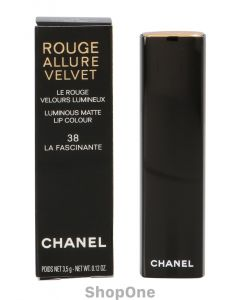 Rouge Allure Velvet Lumin. Matte Lip Colour 3 gr fra Chanel