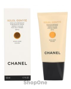 Chanel Soleil Identite Face Self Tanner SPF8 50 ml