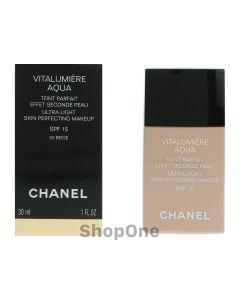 Vitalumiere Aqua Ultra-Light SPF15 30 ml fra Chanel