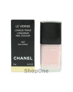Chanel Le Vernis Longwear Nail Colour 13 ml | #167 Ballerina