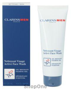 Men Face Wash Foaming Gel 125 ml fra Clarins