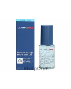 Men Shave Ease Oil 30 ml fra Clarins
