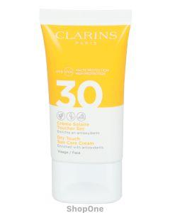 Clarins Dry Touch Sun Care Cream SPF30 50 ml
