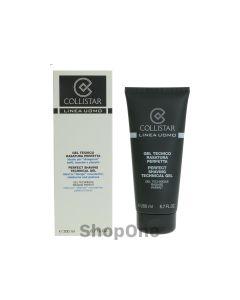 Linea Uomo Perfect Shaving Technical Gel 200 ml fra Collistar