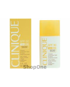 Mineral Sunscreen Fluid For Face SPF 50 30 ml fra Clinique