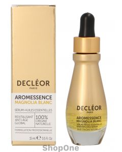 Aromessence Magnolia Youthful Oil Serum 15 ml fra Decleor