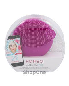 Foreo Luna Play Smart Facial Cleansing Brush - Purple 1 stuk