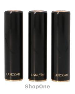 Lancome L'Absolu Rouge Lipcolor Trio Set 10 gr | #381 Cream/#290 Matte/#264 Sheer