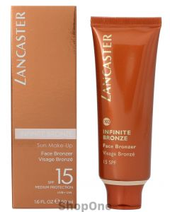 Infinite Bronze Face Bronzer SPF15 50 ml fra Lancaster