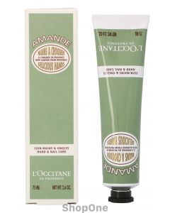 Almond Delicious Hands Cream 75 ml fra L'Occitane