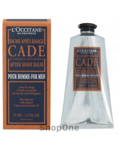 Cade After Shave Balm 75 ml fra L'Occitane