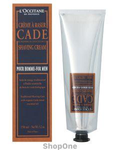 Cade Shaving Cream 150 ml fra L'Occitane