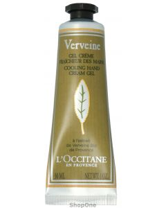 Verbena Cooling Hand Cream Gel 30 ml fra L'Occitane