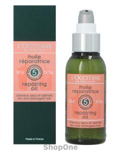 Aromachology Repairing Oil 100 ml fra L'Occitane