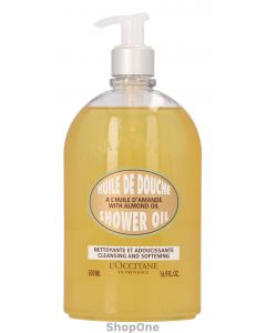 Almond Shower Oil 500 ml fra L'Occitane