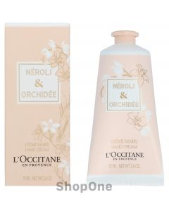 Neroli &Orchidee Hand Cream 75 ml fra L'Occitane