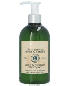 Aromachologie Body & Strength Shampoo 500 ml fra L'Occitane