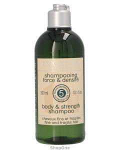 Aromachologie Body & Strength Shampoo 300 ml fra L'Occitane