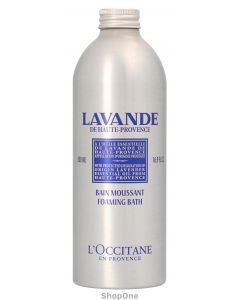 Lavender Foaming Bath 500 ml fra L'Occitane