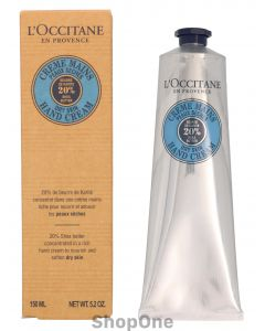 Shea Butter Hand Cream 150 ml fra L'Occitane