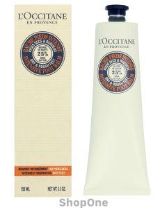Intensive Foot Balm-Shea Butter 150 ml fra L'Occitane