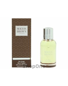 M.Brown Recharge Black Pepper Edt Spray 50 ml fra Molton Brown