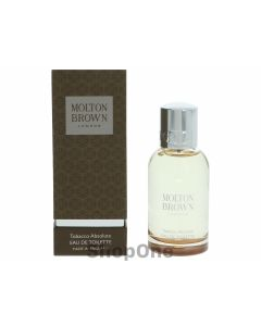 M.Brown Tobacco Absolute Edt Spray 50 ml fra Molton Brown