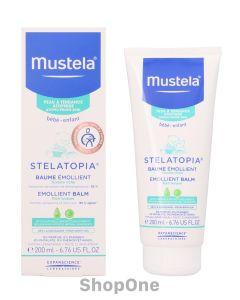 Stelatopia Emollient Cream 300 ml fra Mustela