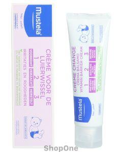 Creme Change Vitamin Barrier Cream 50 ml fra Mustela