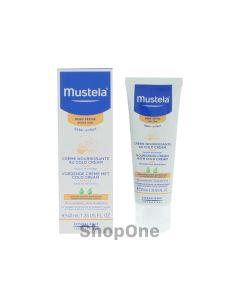Dry Skin Nourishing Cream Cold Cream 40 ml fra Mustela