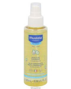 Mustela Bebe Massage Oil 100 ml