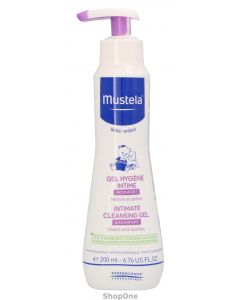 Intimate Cleansing Gel 200 ml fra Mustela