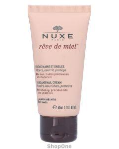 Reve De Miel Hand And Nail Cream 50 ml fra Nuxe