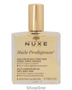 Huile Prodigieuse Multi-Purpose Dry Oil 100 ml fra Nuxe