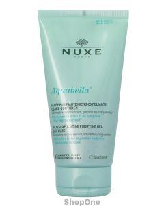 Aquabella Exfoliating Purifying Gel 150 ml fra Nuxe