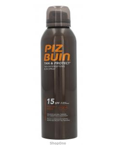 Piz Buin Tan & Protect Intens. Sun Spray SPF15 150 ml | #Medium