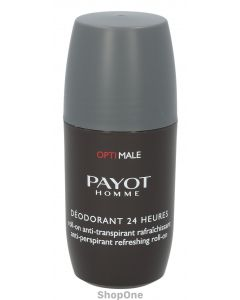 Payot Optimale Homme 24 Hour Deodorant Roll-On 75 ml