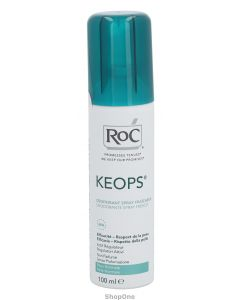 ROC Keops Deo Spray - Fresh 100 ml
