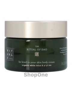 Dao Be Kind To Your Skin Body Cream 220 ml fra Rituals