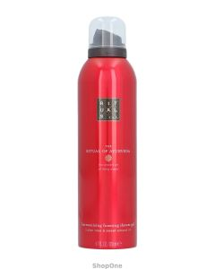Ayurveda Foaming Shower Gel 200 ml fra Rituals