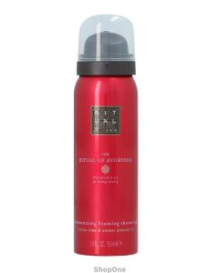 Ayurveda Foaming Shower Gel 50 ml fra Rituals