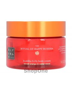 Happy Buddha Buddha Belly Body Cream 220 ml fra Rituals