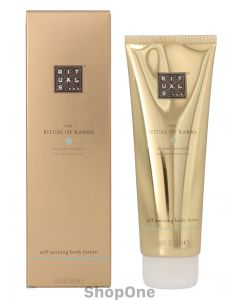 Karma Self Tanning Body Lotion 125 ml fra Rituals