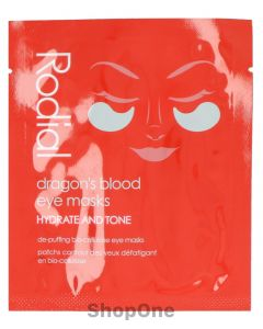 Dragon's Blood Eye Masks 1 stuk fra Rodial
