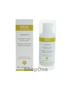 Invisible Pores Detox Mask 50 ml fra Ren